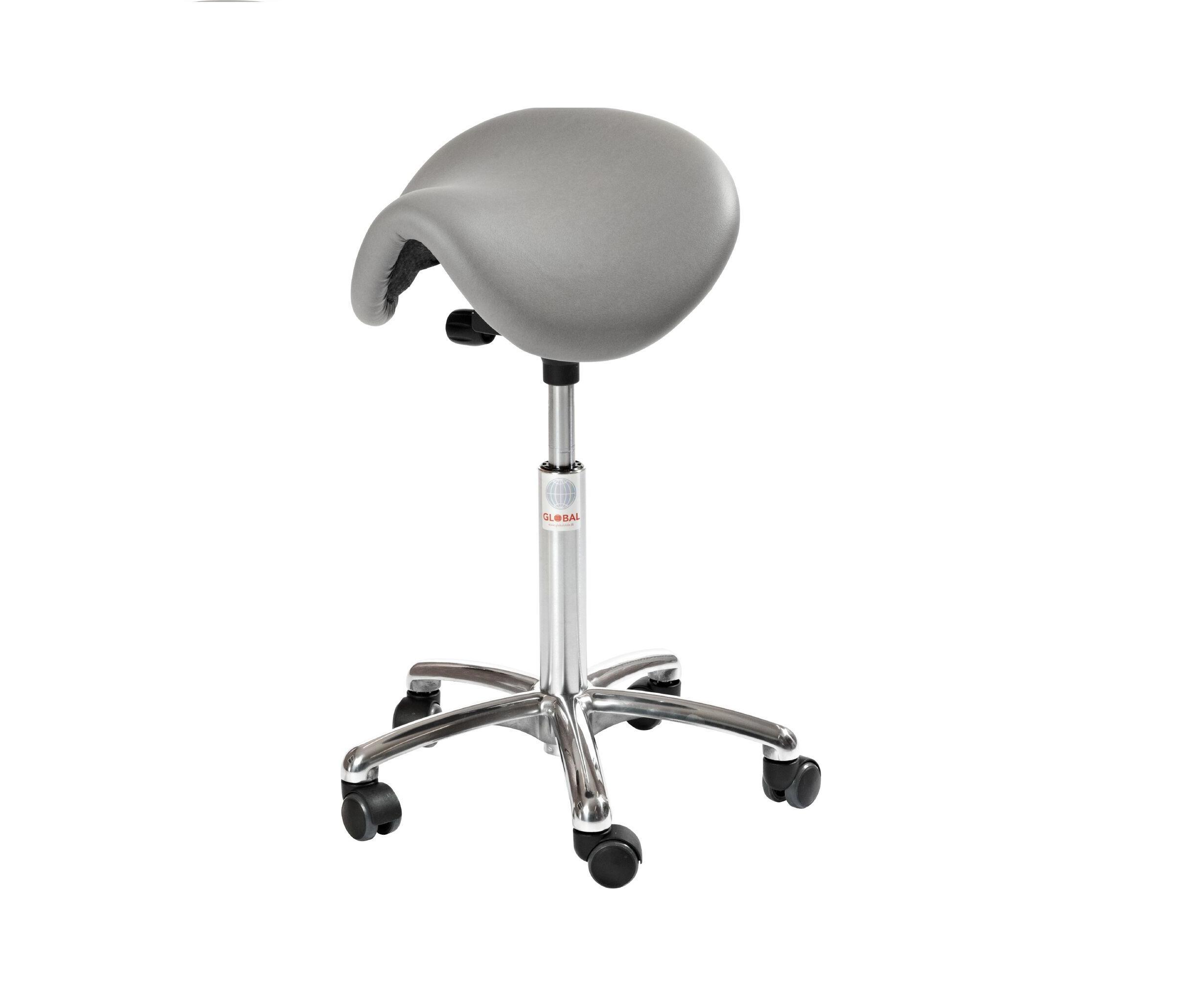 Arbetsstol Global sadel utan rygg