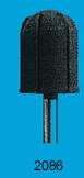 Gummihållare till sliphätta 10mm