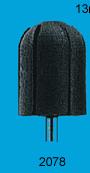 Gummihållare till sliphätta 13mm