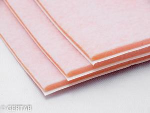 Fleecy foam 7 mm 22x45 cm