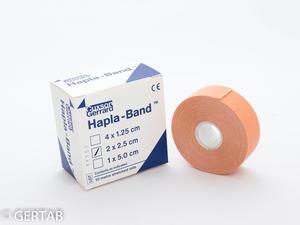 Hapla band elast. 10m x 2½cm 2st/ask