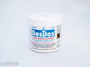 Desidos tablett 6 g x 45 st = 225 l.lösning