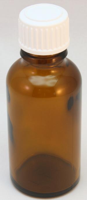 Flaska glas 30 ml