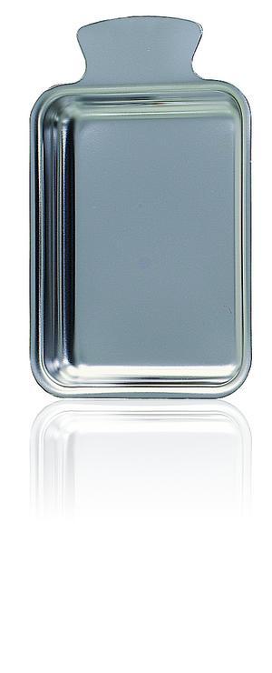 Borrbricka rfr 13x10x2 cm