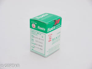 Akup.nål Hawato 0,25 x25 mm