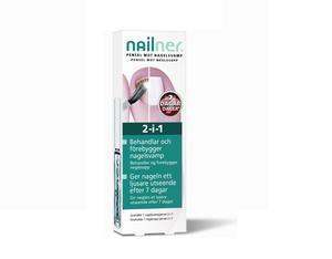 Nailner Pensel 2i1