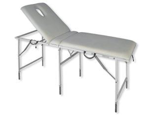 Massagebrits combi 60cm ryggstöd